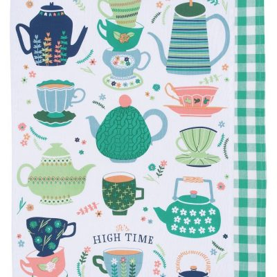Dishcloths and teatowels